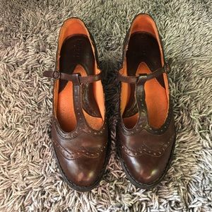Born vintage looking heels